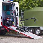 PIAP GRYF EOD mobile robot